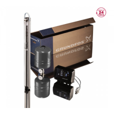 Grundfos Комплект для поддержания постоянного давления с насосом SQE 2 - 55 с кабелем 40 м