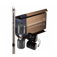 Grundfos Комплект для поддержания постоянного давления с насосом SQE 5-70 с кабелем 40 м.