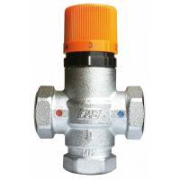 Хромированный термостатический смеситель,SOLAR-FAR ВР-ВР   FA 3954 34