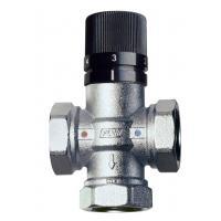 FA 3957 1 Хромированный термостатический смеситель,TERMO-FAR