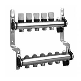 Meibes Коллектор из нержавеющей стали для систем напольного отопления