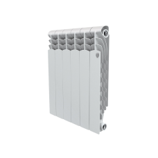 Revolution 350 х8 секц. | Алюминиевый радиатор Royal Thermo