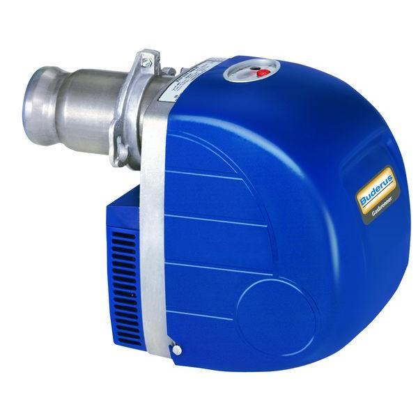 Газовое оборудование и автоматика безопасности горелки F.B.R GAZ Р150/2