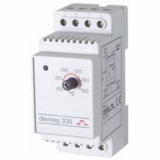 140F1070 | Терморегулятор Д-330, -10°C-+10°C, с датчиком на проводе