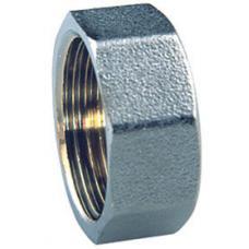 """FK 4100 114 Хромированная заглушка для коллекторов (ВР) FAR, диаметр :1 1/4"""""""