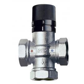 Хромированный термостатический смеситель TERMO-FAR | FA 3950 12