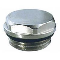 """FK 4125 12 Хромированная заглушка для коллекторов (НР) FAR, диаметр :1/2"""""""