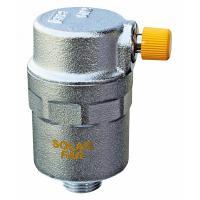 FA 2042 38 | Хромированный прямой автоматический клапан для выпуска воздуха SOLAR-FAR