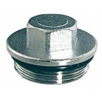 """FK 4150 112 Хромированная заглушка для коллекторов (НР) FAR, диаметр :1 1/2"""""""