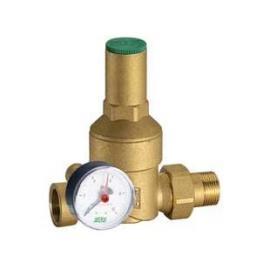 Латунный редуктор давления ВР-НР с манометром для системы водоснабжения | FA 2825 1
