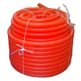 881E254000R Защитная гофротруба UNI-FITT для труб 16 (20,5/25), красная