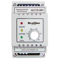 Терморегулятор HEATLINE HLT-D-501 на DIN-рейку