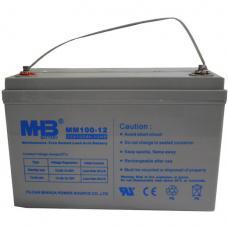 АКБ | Модель MNB Серия ММ Технология AGM 10-12 лет срок службы MM100-12