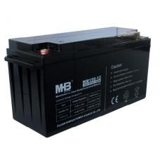 АКБ | Модель MNB Серия ММ Технология AGM 10-12 лет срок службы MM150-12