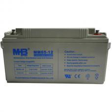 АКБ | Модель MNB Серия ММ Технология AGM 10-12 лет срок службы MM65-12