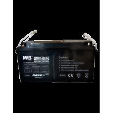 АКБ | Модель MNB Серия MNG Технология GEL 10-12 лет срок службы MNG150-12