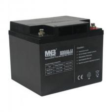 АКБ | Модель MNB Серия MNG Технология GEL 10-12 лет срок службы MNG40-12