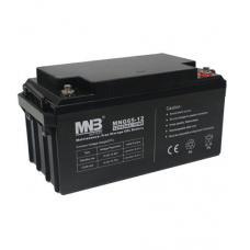 АКБ | Модель MNB Серия MNG Технология GEL 10-12 лет срок службы MNG65-12