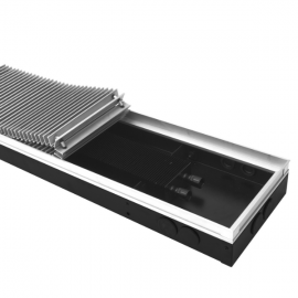 Внутрипольный конвектор Itermic (без вентилятора) | ITT.080.1000.250 - в наличии в Москве