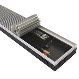 Внутрипольный конвектор Itermic (с вентилятором)   ITTB.090.1000.300