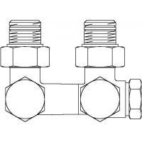 """Multiflex V"" Oventrop (Овентроп) CE-запорно-присоед., угловой | 1016382"