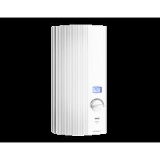 Напорный проточный водонагреватель AEG DDLE 24 LCD: купить с доставкой. Цена в Москве - интернет-магазин  АрсТепло