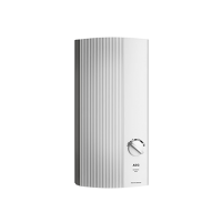 Напорный проточный водонагреватель AEG DDLE 27 basis: купить с доставкой. Цена в Москве - интернет-магазине