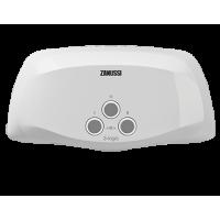Водонагреватель проточный Zanussi 3-logic 6,5 TS (душ+кран): купить с доставкой.