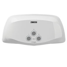 Водонагреватель проточный Zanussi 3-logic 6,5 S (душ): купить с доставкой.