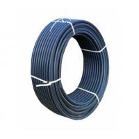 CYKLON CYKLON Труба напорн. ПЭ100 DN50х4,6 PN16 SDR 11 с син. полосой, метр. разметка (Отгрузка кратно 5 м.)