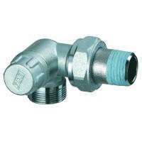 Вентиль запорный угловой хромированный | FV 1117 C12