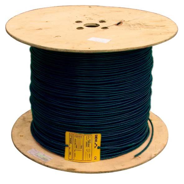 Нагревательный кабель (для наружных установок)
