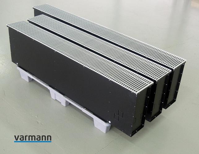 Водяной конвектор отопления Varmann Ntherm Maxi